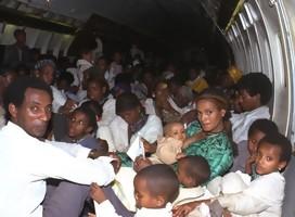Recuerdo a los judíos etíopes bajando de los aviones y besando el suelo de Israel