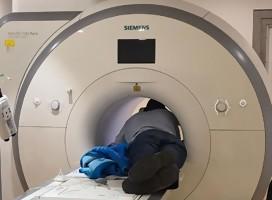 Una resonancia magnética sin precedentes en el Hospital Ichilov de Tel Aviv