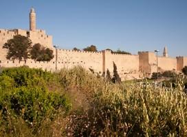 Algo más sobre Jerusalem. Esto es lo que festejamos.