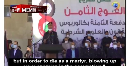 El viejo nuevo llamado de Hamas a los palestinos: nacieron para morir como mártires.