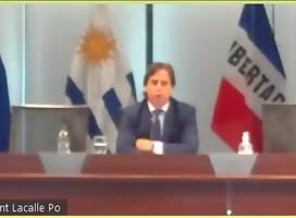El Presidente Luis Lacalle Pou está considerando declarar a Hezbola organización terrorista
