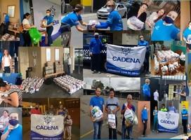 También en Costa Rica, Paraguay y otros países ---solidaridad en tiempos de Coronavirus