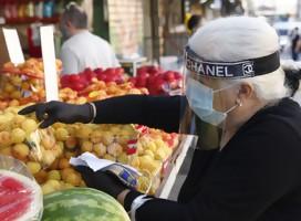 Primera visita al mercado en tiempos de Coronavirus