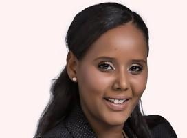 Pnina Tamano-Shata es la ministra de absorción y Aliá en el nuevo gobierno israelí
