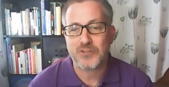 Gabriel Ben Tasgal en Crónica TV de Argentina