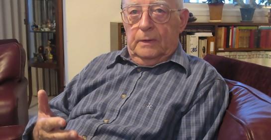 A los 60 años de la captura de Adolf Eichman,este es el hombre que lo interrogó