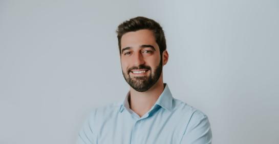 Un candidato a Alcalde: Andrés Burcatovsky