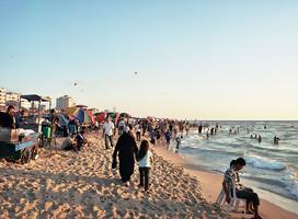 Playa de Gaza Fuente: wikipedia
