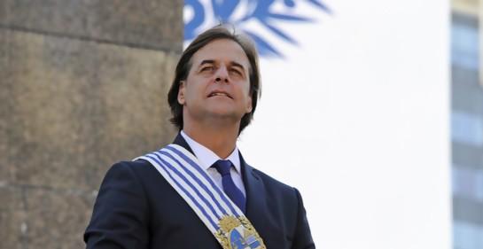 El Presidente de Uruguay disertó sobre la pandemia invitado por la Fundación Vargas Llosa