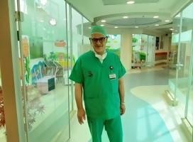 Realizan en Israel compleja operación cardíaca a bebé sirio