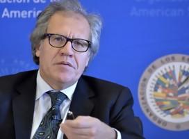 Irán tiene un centro de operaciones establecido en Venezuela, acusa el Secretario General de la OEA Luis Almagro, en entrevista especial