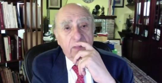 Conferencia magistral del ex Presidente uruguayo Sanguinetti, organizada por Bnai Brith Latinoamérica y  Hatzad HaShení