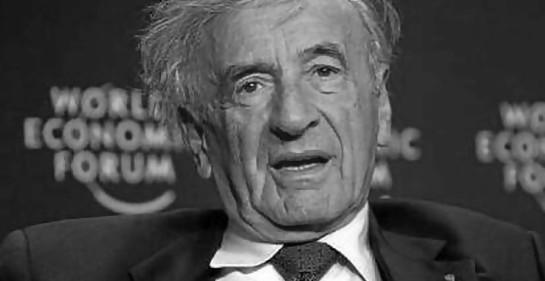 En memoria de Elie Wiesel, al cumplirse 4 años de su fallecimiento