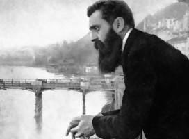 Theodor Herzl, el parteaguas del movimiento sionista