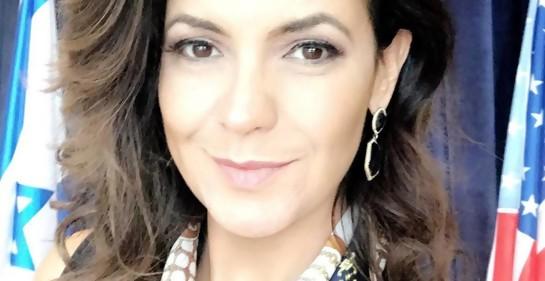 Gloria Garcés: una defensora de Israel
