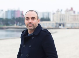 Juan Giansanti y su novela El pianista desnudo
