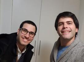 Una entrevista alentadora, con dos jóvenes uruguayos que motivan