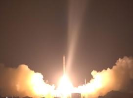 Aquí puedes ver el lanzamiento del nuevo satélite de Inteligencia de Israel