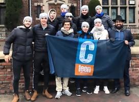 Juventud con valores: solidaridad de JABAD Uruguay