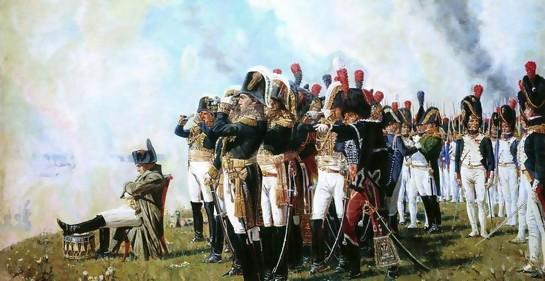 Napoleón: héroe de la historia sionista