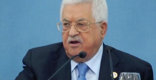 Presidente de la Autoridad Palestina listo para reanudar las conversaciones de paz con Israel
