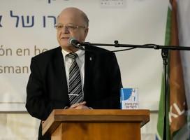 Con Hernán Felman, Presidente Ejecutivo del Likud mundial, sobre sus discrepancias-y algunas concordancias- con los  manifestantes