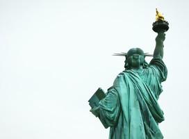 Estatua de la Libertad en New York