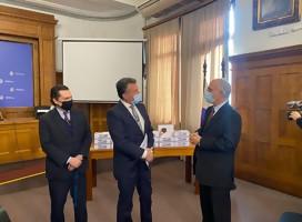 Donación médica de Israel a Uruguay