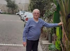 Falleció en Israel Iosef Lavi, de los veteranos de Hanoar Hatzioni de Uruguay