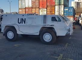 Uruguay amplía su contingente en el Golán