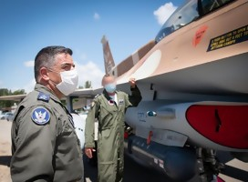 Impactante iniciativa unirá a la Fuerza Aérea de Israel y la de Alemania
