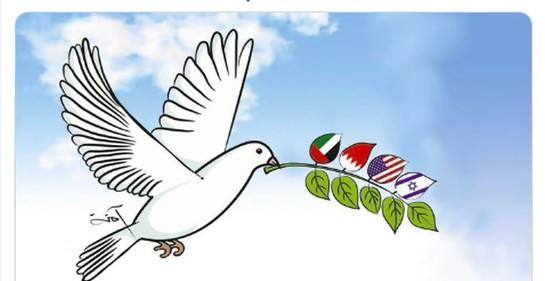 Israel, Emiratos y Bahrein: la paz en Twitter