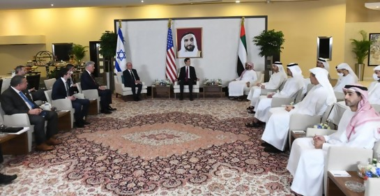 Acuerdo de EUA con Israel: tech, turismo y comercio
