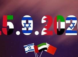 Acuerdos de paz: llegó un gran día para Israel
