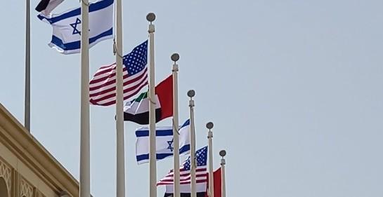 Un gran paso adelante para la paz mundial, y quién lo ignora