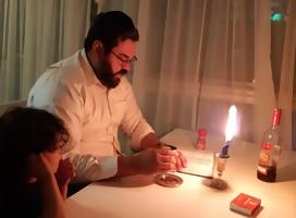 El rabino mexicano de Yavne, feliz con su experiencia uruguaya