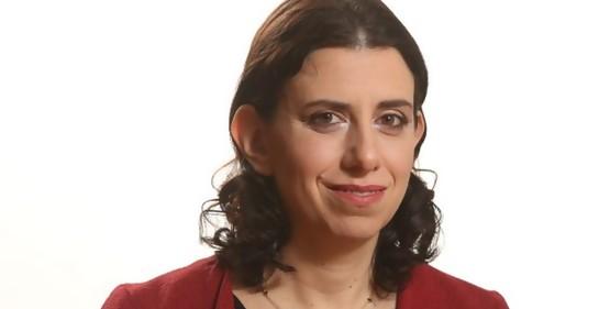La Dra. Galia Lindenstrauss del INSS