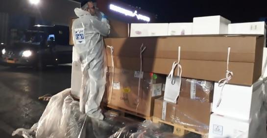 Testimonio: cuerpos de judíos muertos de Coronavirus en el exterior, a sepultura en Israel