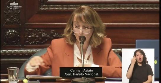 Video del homenaje de la Senadora Carmen Asiain a los diplomáticos uruguayos que salvaron judíos en la Shoá