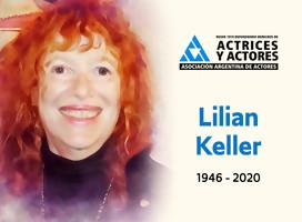Murió Lilian Keller Z