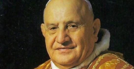 Angelo Roncalli, el Papa Juan XXIII (Foto: Vaticano