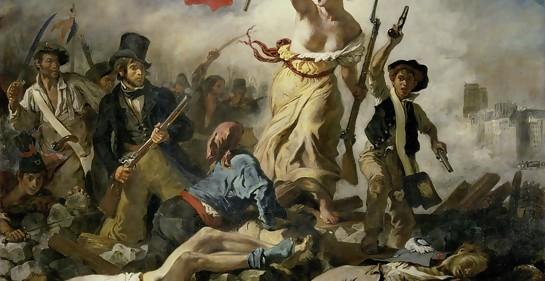 La batalla de Poitiers y el profesor decapitado