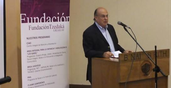 Historias comunitarias judeo-uruguayas: Jorge Steinfeld