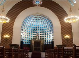 Sinagoga sefaradí abre sus puertas en la Noche de los Templos