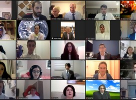 El mejor canal para forjar la paz : entre jóvenes israelíes y emiratíes