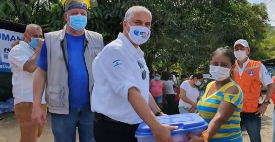 Ayuda israelí a Guatemala, Honduras y Panamá, tras el huracán