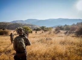 El joven Hasid de Sanz se convirtió en un futuro comandante de la unidad Golani