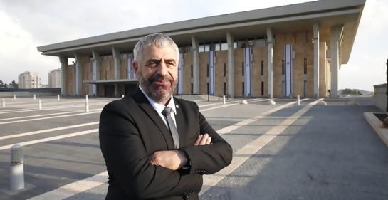 ¿Sabías que el  Director General de la Kneset, Samy Bakalach, nació en Uruguay?