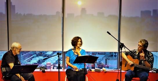 Mano a mano con Einat Talmon del Instituto Cervantes de Tel Aviv