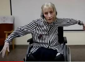El montaje del video de la bailarina con alzheimer